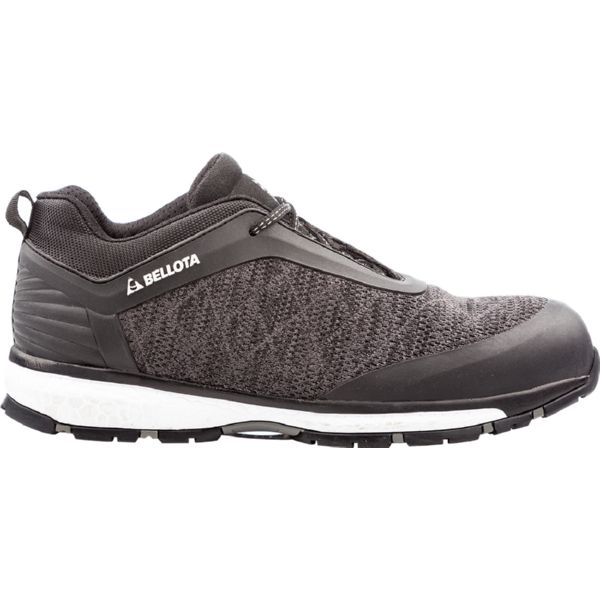 ZAPATO RUNNING KNIT 72224KB S1P T-43 NGR