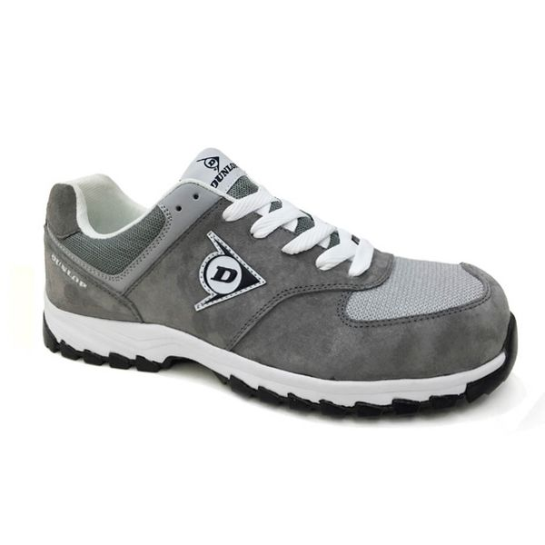 -ZAPATO DUNLOP FLYING ARROW GRIS S3- T.46