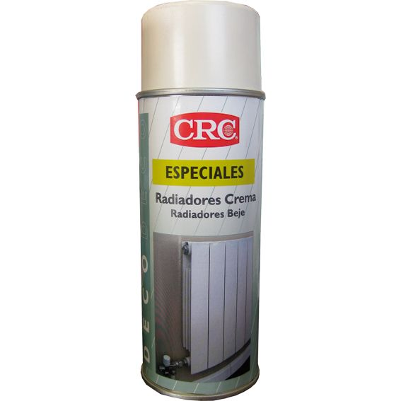 SPRAY PINTURA RADIADOR CREMA 400ML